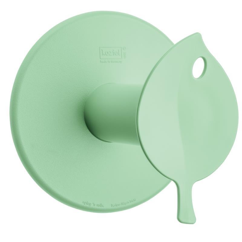 Držák na toaletní papír SENSE - barva mentolová, KOZIOL