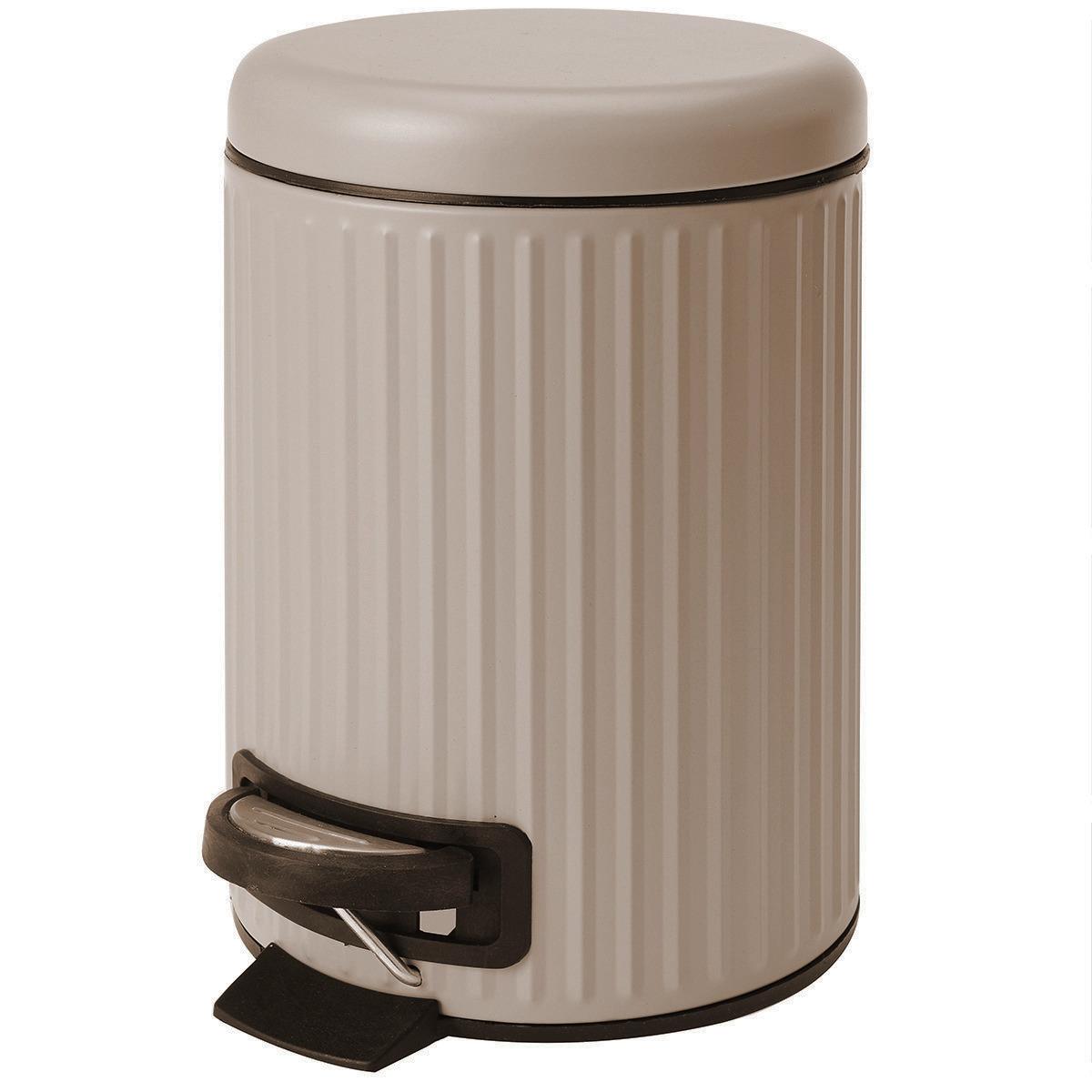 Koš na odpadky, koupelnový koš, 3 l Eleganza