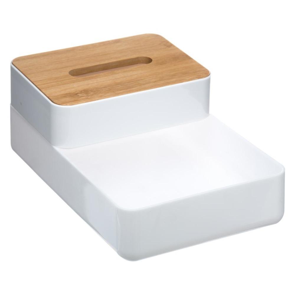 Bambou Dóza, box, dóza na papírové kapesníčky, box na kosmetiku, box na drobnosti, organizér