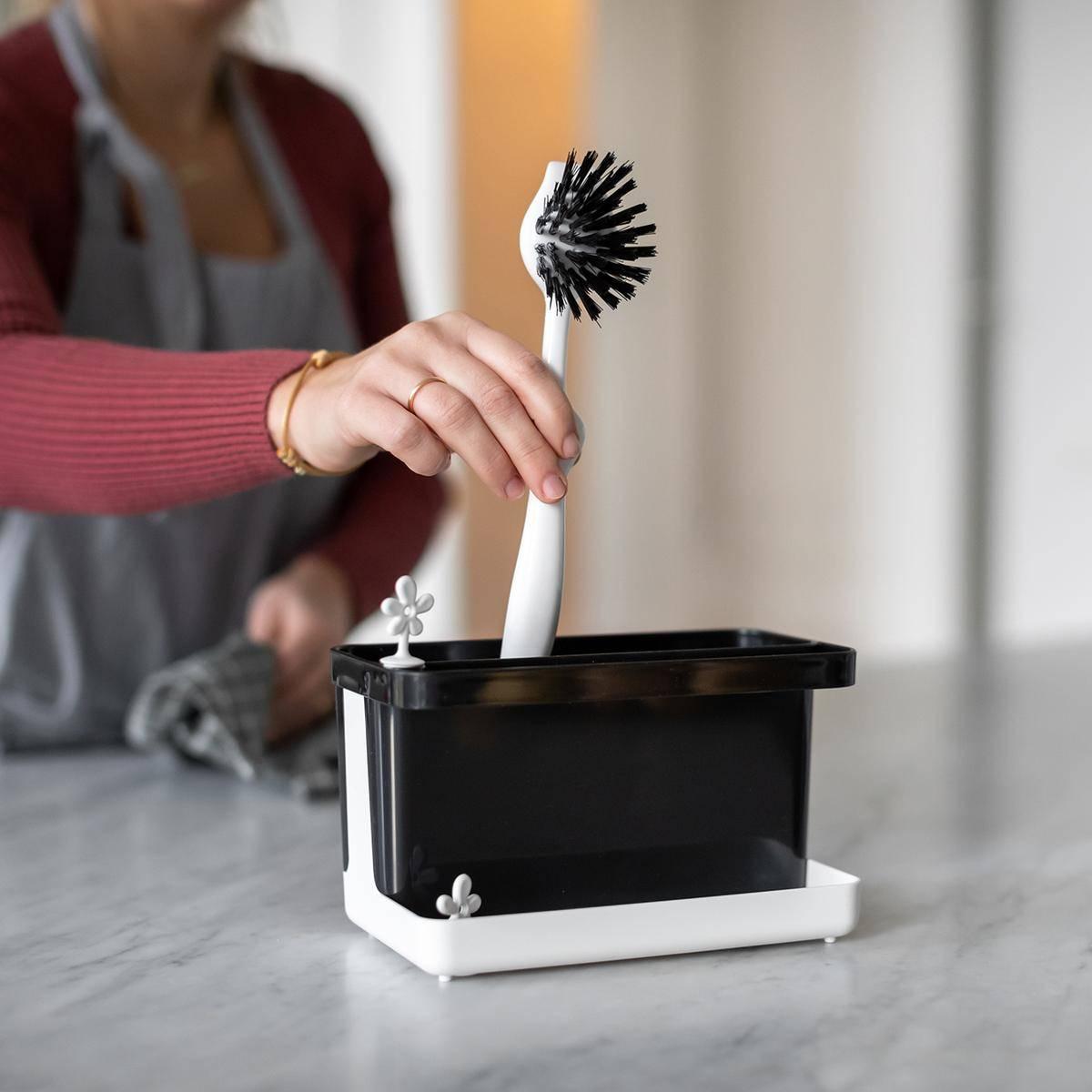 Organizér PARK IT na kuchyňské náčiní - barva černá, KOZIOL