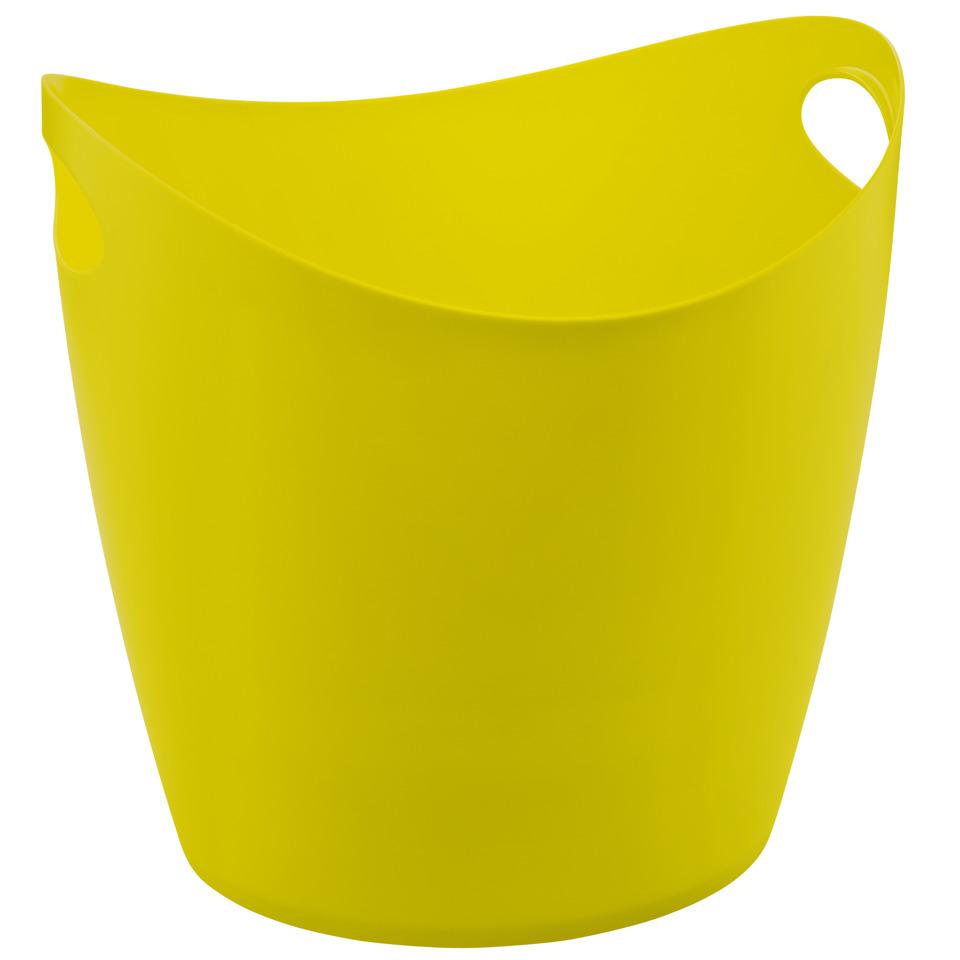 škopek do koupelny BOTTICHELLI,velikost XL - barva zelená, KOZIOL