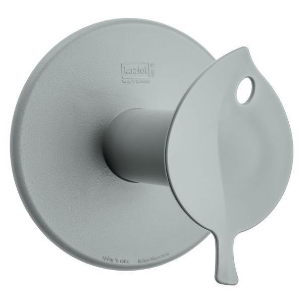 Držák na toaletní papír SENSE - barva šedá, KOZIOL