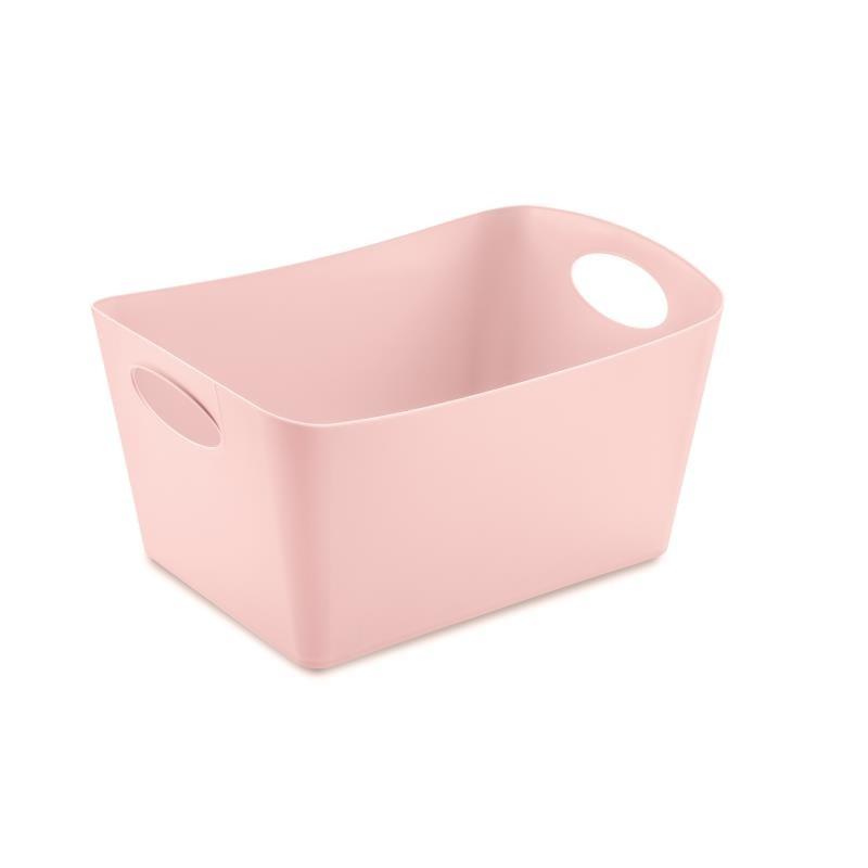 Škopek do koupelny BOXXX, kontejner, velikost S - barva růžová, KOZIOL