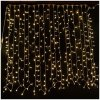 240 LED světelná záclona, dekorativní osvětlení