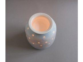 Aromalampa porcelánová nebeská