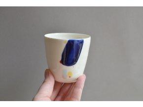 Porcelánový pohárek Barvy 175 ml - č.1