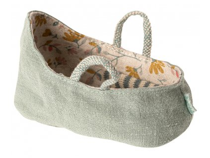 carrycot dusty green