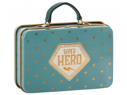 superhero suitcase