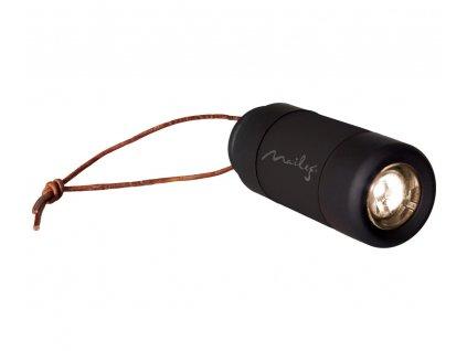 flashlight detail