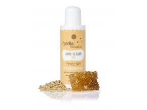 CARELIA Champu shampoo gel baby kids natural bio organic
