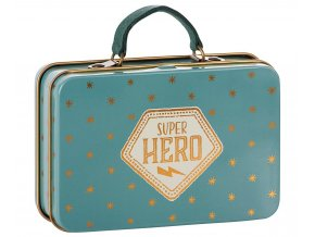 superhero suitcase