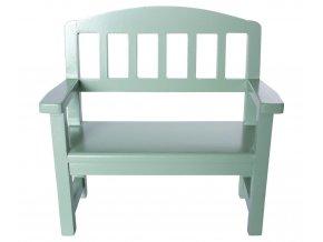 bench green