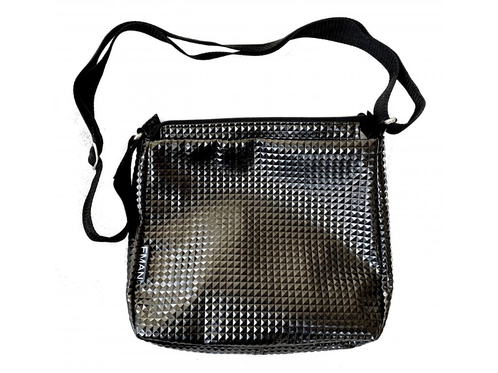 Kabelka - bull-maskáč šedá (crossbody bag bull-camouflage grey)