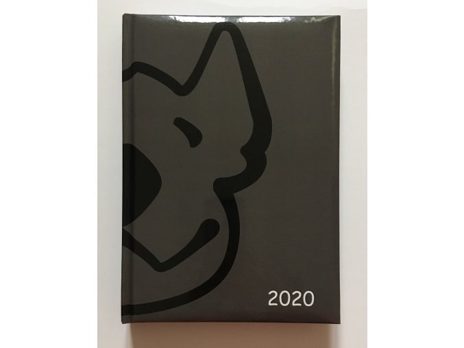 Diář 2020 - EMAN - denní