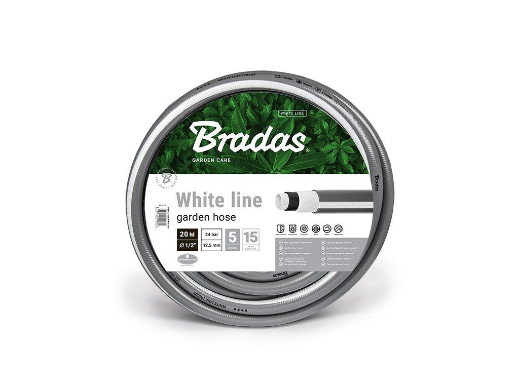 """Zahradní hadice WHITE LINE 1/2"""" - délka 20m"""