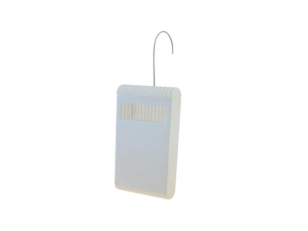 Odpařovač na topení plast 22 x 13 x 4 cm s háčkem