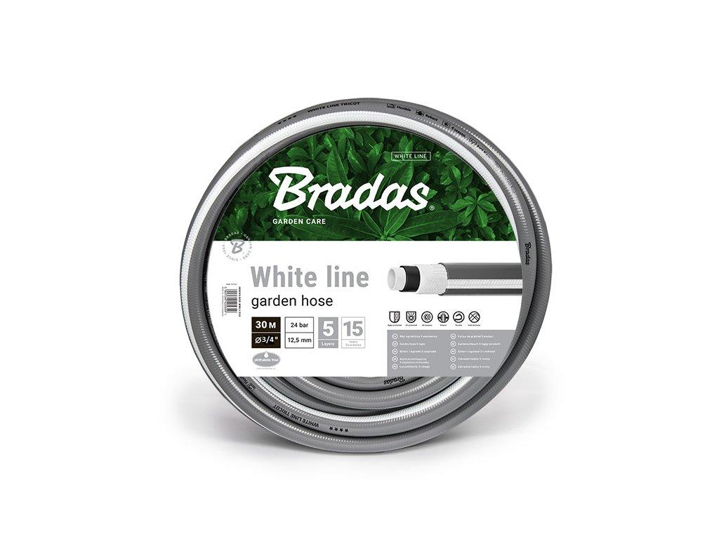 """Zahradní hadice WHITE LINE 3/4"""" - délka 30m"""