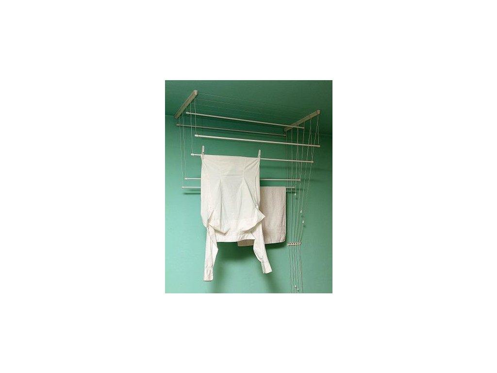BENCO Sušák na prádlo stropní IDEAL 5 tyčí 150 cm