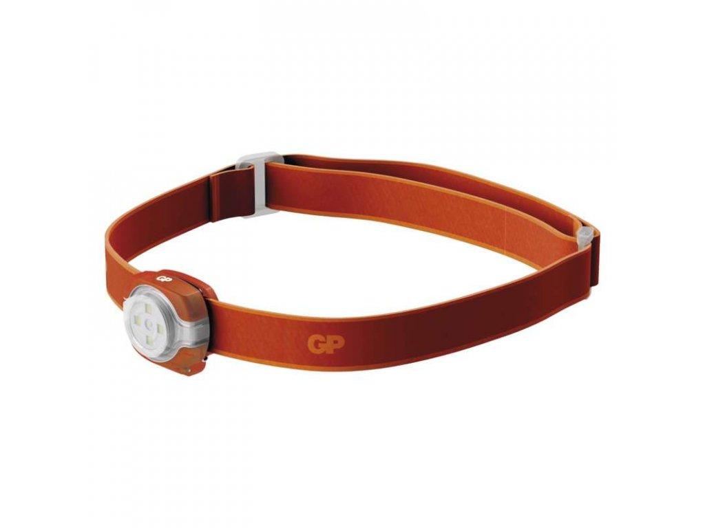 Čelovka GP CH31 - barva oranžová