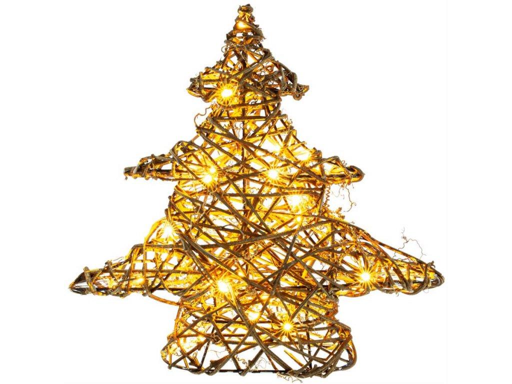 Vánoční osvětlení RXL 142 strom 30LED 30cm RETLUX