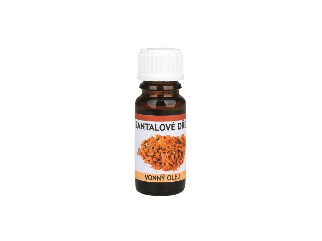 Olej vonný 10 ml - Santalové dřevo