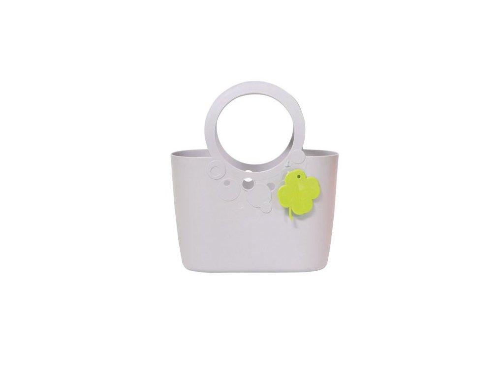 Plastová nákupní taška, Kabelka LILY 40 cm - barva 5245U