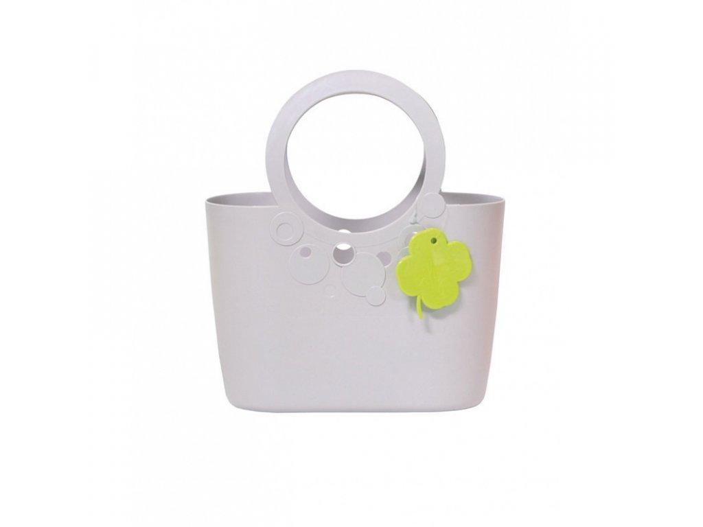 Plastová nákupní taška, Kabelka LILY 30 cm - barva 5245U