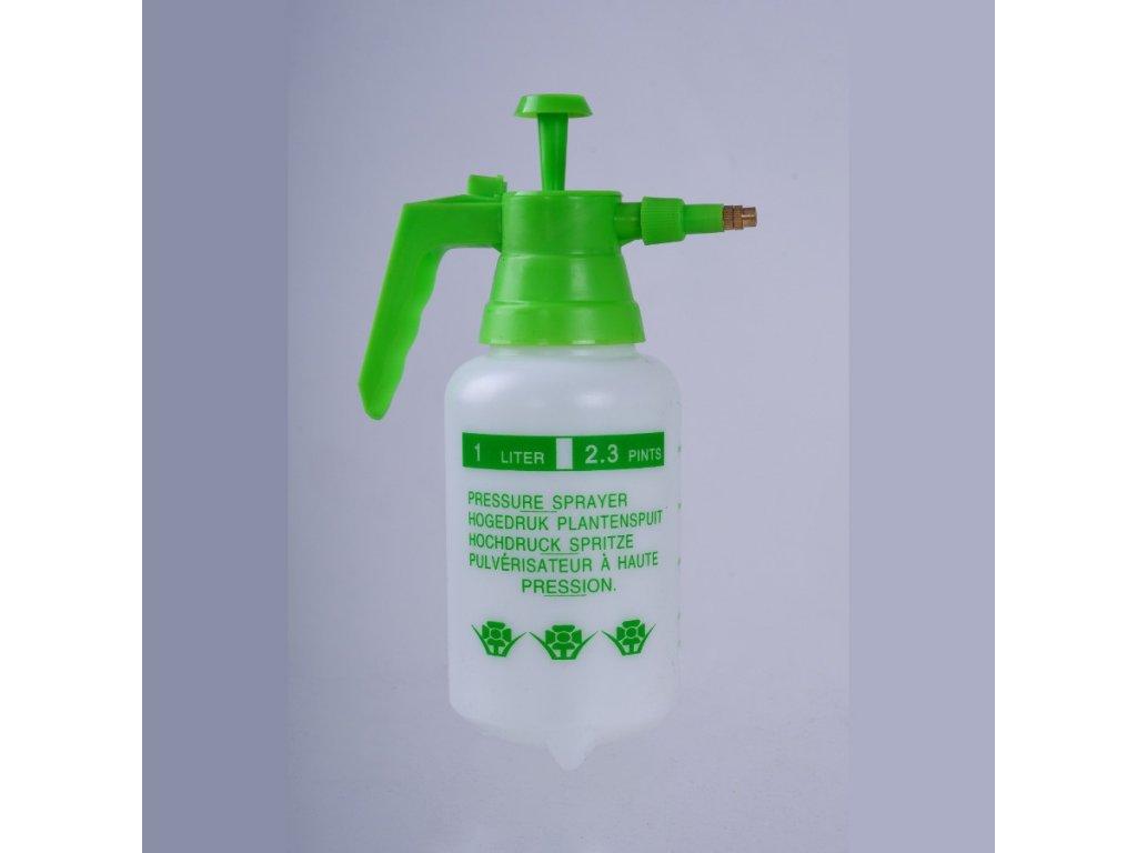 Postřikovač ruční tlakový objem 1 L