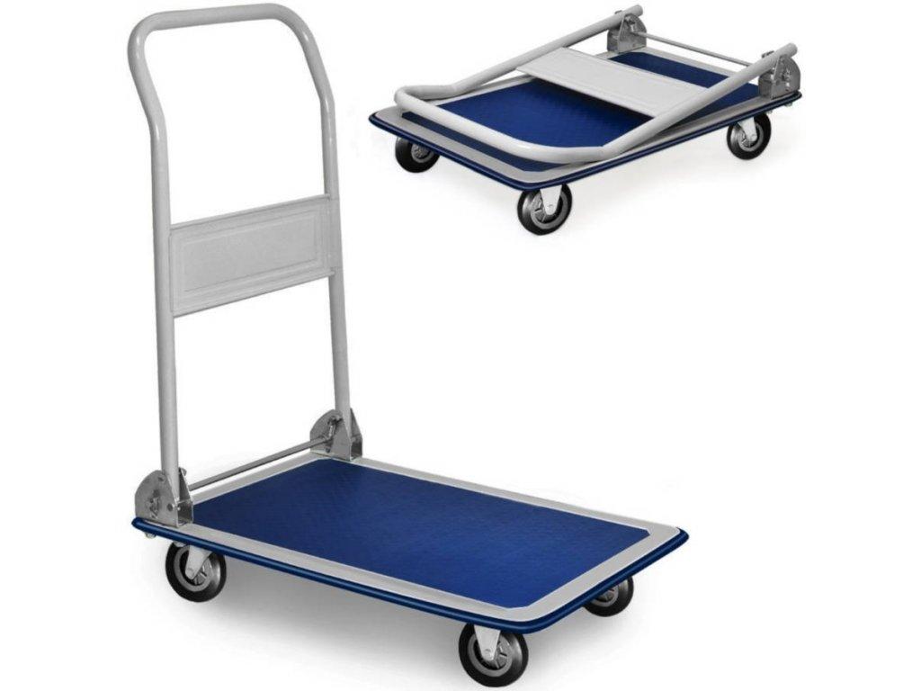 Plošinový vozík 150 kg