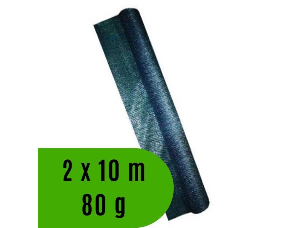 Síť tkaná krycí EXTRANET rozměr 2.0 x 10 m, 80 g / m2