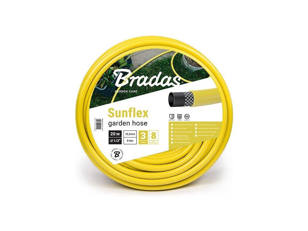 """Zahradní hadice SUNFLEX 1/2"""" - délka 20m"""