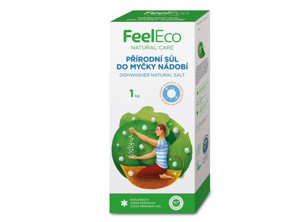 FEEL ECO Přírodní sůl do myčky nádobí 1 kg