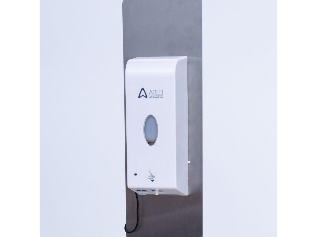 Bezdotykový dávkovač desinfekce a mýdla – 1 000 ml