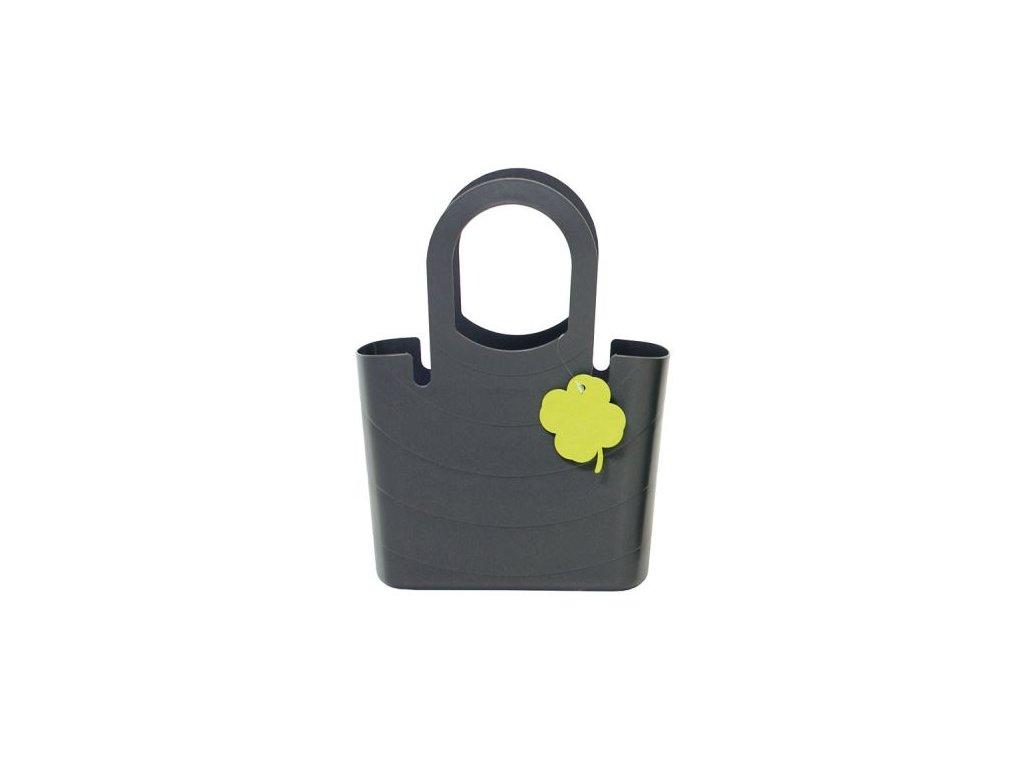 Plastová nákupní taška, kabelka LUCY 40 cm - barva 426U