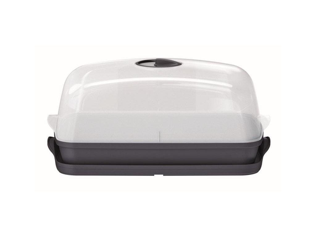 Sadbovač RESPANA TABLE GREENHOUSE - barva antracit S433