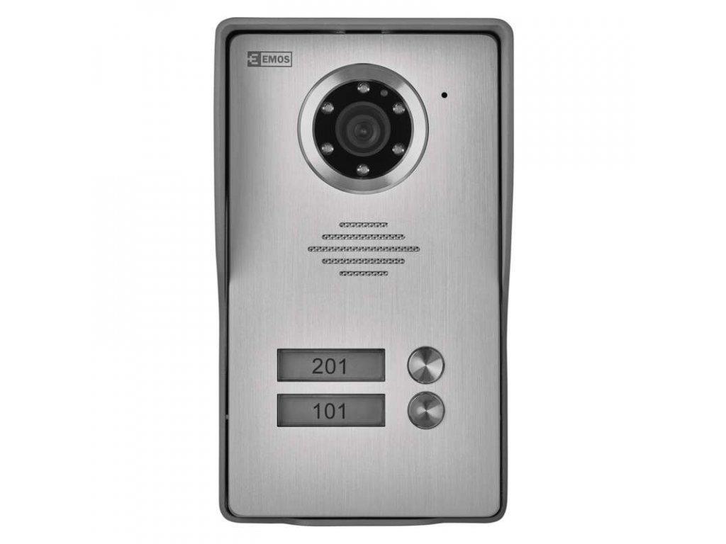 Kamerová jednotka EMOS H1136, 2 tlačítka