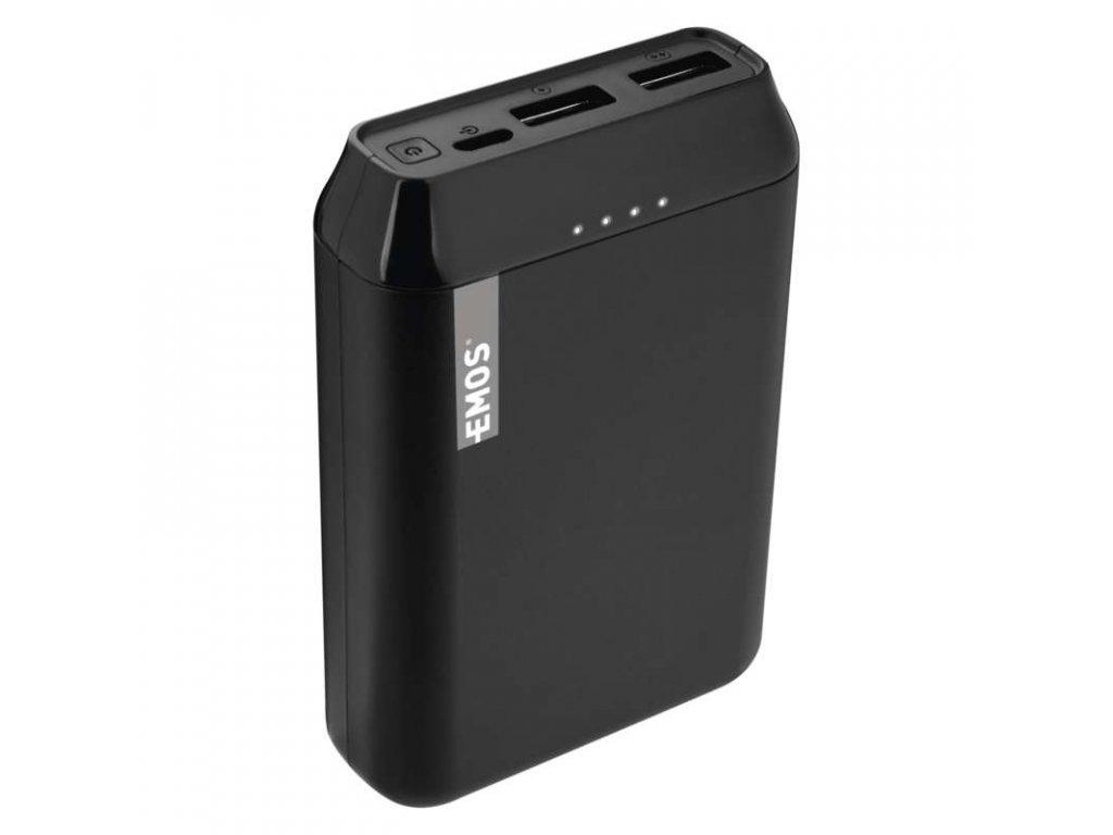Powerbanka EMOS Alpha 10000 mAh, černá