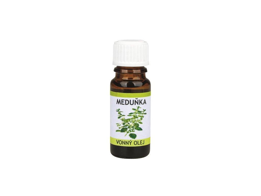 Olej vonný 10 ml - Meduňka