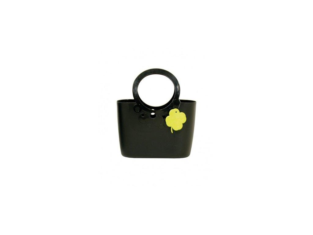 Plastová nákupní taška, Kabelka LILY 30 cm - barva S411