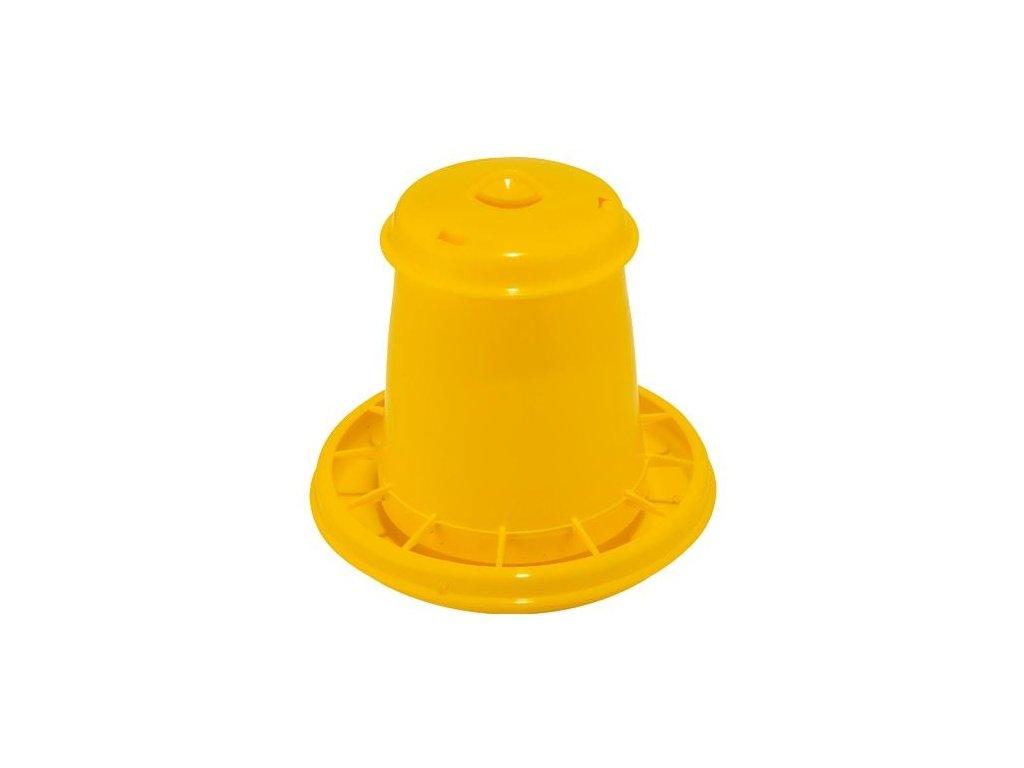 Krmítko tubusové pro drůbež - objem 2,25 L