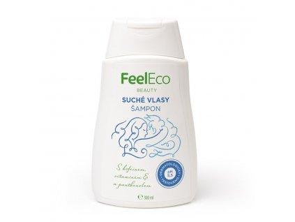 FEEL ECO Vlasový šampon na suché vlasy 300 ml