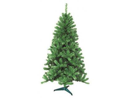 Strom umělý vánoční se stojanem 122 cm