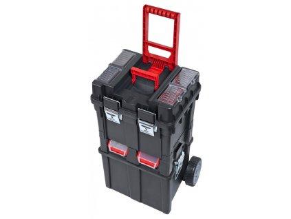 Box na nářadí s kolečkami HD Compact