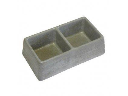 Dvoumiska betonová