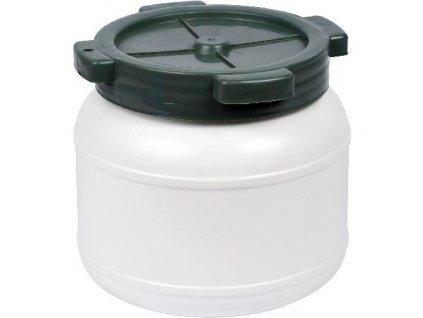 Plastový sud s víkem 5 litrů, Sud na zelí 5 L