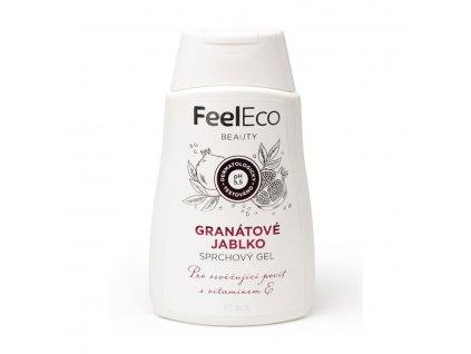 FEEL ECO Sprchový gel Granátové jablko 300 ml