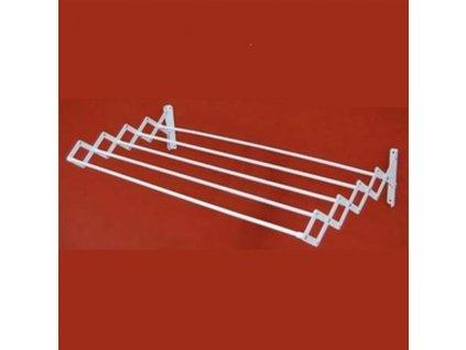 Sušák harmonikový kovový PRAKTIK METAL 80 cm