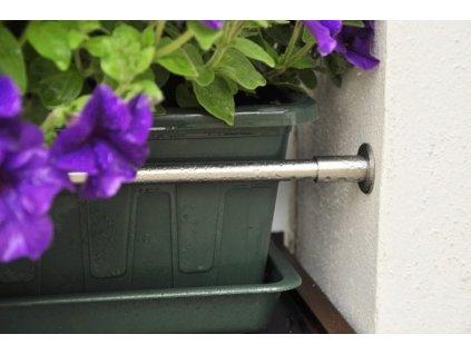 Zábrana truhlíku rozpěrná, nerez, průměr 20 mm, délka 2500 mm