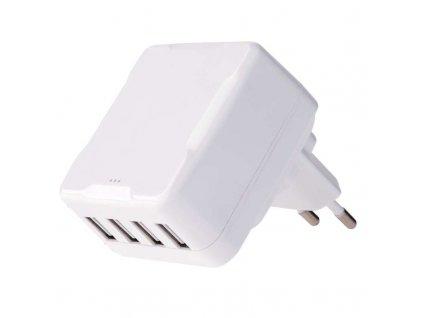 Univerzální duální USB adaptér do sítě SMART 6,8 A (34 W) max.