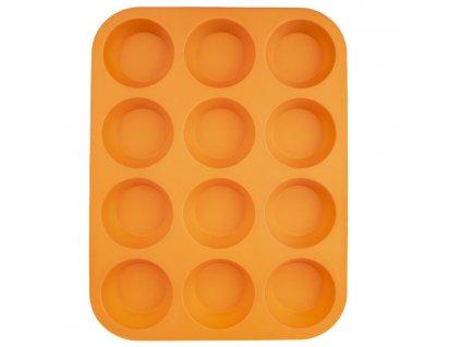 Forma silikonová na muffiny 12 ks